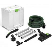 Siivoussarja Festool D 36 HW-RS-Plus, käsityöläisen setti