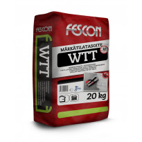 Märkätilatasoite Fescon WTT 20 kg