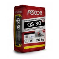 Lattiamassa Fescon QS 30 erikoisnopea 20 kg