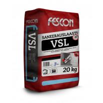 Saneerauslaasti Fescon VSL 20 kg