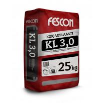Korjauslaasti Fescon KL 3,0 mm 25 kg