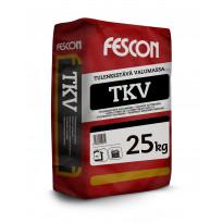 Tulenkestävä valumassa Fescon TKV 25 kg