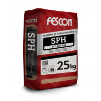Saumaus- ja puhallushiekka Fescon SPH 0,1-0,6 mm 25 kg