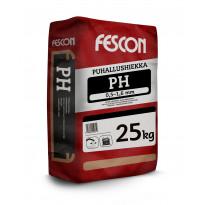 Puhallushiekka Fescon PH 0,5-1,6 mm 25 kg