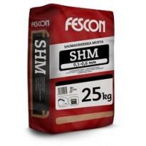 Saumaushiekka Fescon SHM, musta, 25 kg