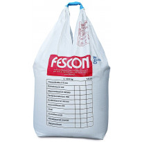 Puhallusrae Fescon PRM, musta, 1000 kg