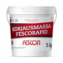 Korjausmassa Fescon Fescorapid 5 kg