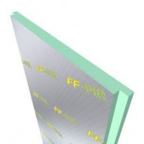 Polyuretaanieriste Finnfoam FF-PIR 40 ALS, 600x2600mm, saneerauslevy