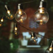 LED-valopallosarja Finvalo, 20-osainen