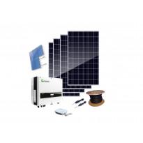 Aurinkosähköjärjestelmä FixSun, 4kW