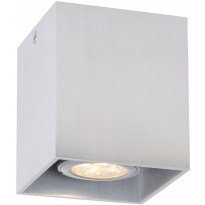LED-spottivalaisin Lucide Bodi, 8.2x8.2cm, satiinikromi