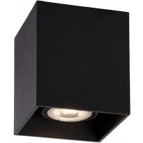 LED-spottivalaisin Lucide Bodi, 8.2x8.2cm, musta