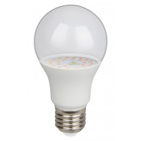 Kasvilamppu Globo LED, 9W, E27, IP20, 115mm Ø 60mm, kirkas