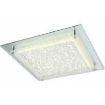 Kattovalaisin FocusLight Vista LED, 18W, 230V, 4000K, 1620lm, IP20, kromi