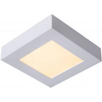 Kattovalaisin FocusLight Slim LED, 15W, 230V, 3000K, 900lm, IP20, valkoinen