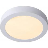 Kattovalaisin FocusLight Slim LED, 20W, 230V, 3000K, 1350lm, IP20, Ø 240mm, valkoinen