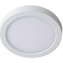 Kattovalaisin FocusLight Cubo LED, 18W, 230V, 1500lm, 3300K, IP20, pyöreä