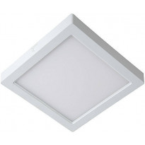 Kattovalaisin FocusLight Cubo LED, 18W, 230V, 1500lm, 3300K, IP20, kanttinen