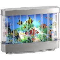 LED-pöytävalaisin LeuchtenDirekt Basti, 3W, 230V, IP20, monivärinen