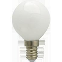 LED-lamppu P45 Pallo FocusLight, 4W, 230V, 3000K, 360lm, IP20, Ø 45mm, valkoinen
