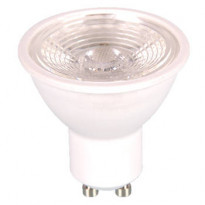 LED-lamppu GU10 V-TAC VT-2666, 7W, 230V, 3000K, 550lm, IP20, Ø 50mm