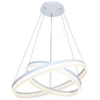 LED-riippuvalaisin V-TAC Soft, 70W, 230V, IP20, Ø 600mm, valkoinen