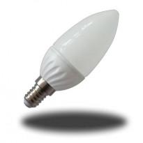 LED-lamppu Kynttilä V-TAC VT-1818, 4W, 230V, 4500K, 320lm, IP20, Ø 38mm
