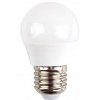 LED-lamppu G45 Pallo V-TAC VT-1879, 6W, 230V, 4500K, 470lm, IP20, Ø 45mm