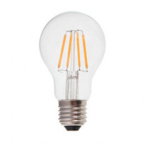 LED-lamppu A60 V-TAC VT-1887, 6W, 230V, 3000K, 400lm, IP20, Ø 60mm