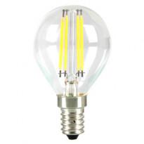 LED-lamppu P45 Pallo V-TAC VT-1996, 4W, 230V, 2700K, 400lm, IP20, Ø 45mm