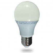 LED-lamppu A60 V-TAC VT-2007, 7W, 230V, 4500K, 470lm, IP20, Ø 60mm