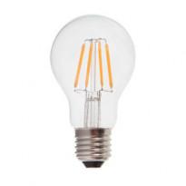 LED-lamppu A65 V-TAC VT-1989, 8W, 230V, 3000K, 1000lm, IP20, Ø 67mm