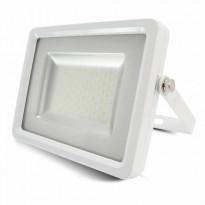 Valonheitin LED Slim V-TAC VT-4830, 30W, 230V, 4500K, 2400lm, IP44, valkoinen