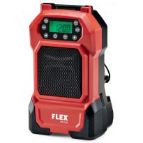 Bluetooth akkuradio Flex SPR 18V, ei sis. akkua/laturia