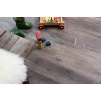 Vinyylikorkki Flooria Maxwear 116118 Oak Dusk Cork