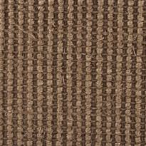 Kokolattiamatto / mittatilausmatto Flooria Sisal Livos ruskea
