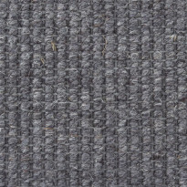 Kokolattiamatto / mittatilausmatto Flooria Klippan tummanharmaa