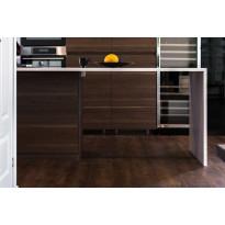MW116120 - Vinyylikorkki Flooria Maxwear 116120 Oak Coffee Cork