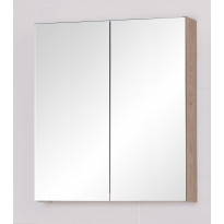 Peilikaappi Finnmirror 60, vaalea tammi