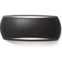 Seinävalaisin Fumagalli Francy 300x85x130mm, musta