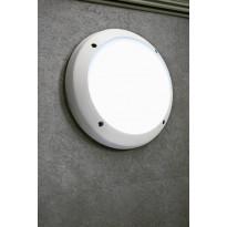 Katto-/seinävalaisin Fumagalli Gelmi, Ø313x90mm, valkoinen