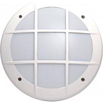 Katto-/seinävalaisin Fumagalli GelmiGR, Ø313x90mm, valkoinen
