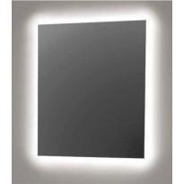 Valopeili Finnmirror, Frost, 600x700mm, LED-valaisimella, Tammiston poistotuote