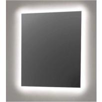 Valopeili Finnmirror, Frost, 700x900mm, LED-valaisimella, Verkkokaupan poistotuote