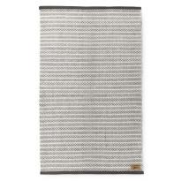 Matto Finlayson Siperia, 90x150cm, valkoinen/harmaa