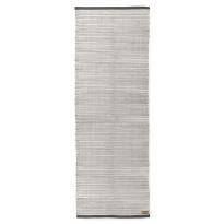 Matto Finlayson Siperia, 90x250cm, valkoinen/harmaa