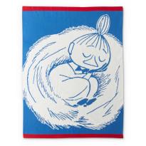 Vauvan huopa Finlayson Torkkumyy, 80x100cm, sininen