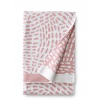 Vauvan huopa Finlayson Pilkkuva, 80x100cm, roosa