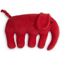 Pehmotyyny Finlayson, Elefantti 40x30cm, punainen