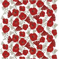 Kernivahakangas Finlayson Anni, 145cm, valkoinen/punainen